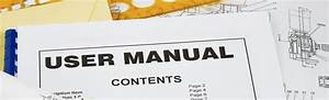 Manuals And User Guides