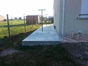 Comment combler le joint de desolidarisation d39une for Joint de terrasse exterieure