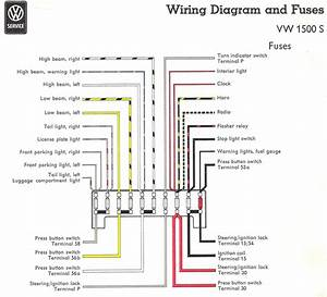 Vw Beetle Wiring Diagram 1969