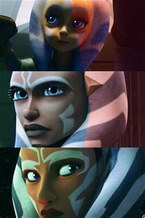 ahsoka tano star wars  clone wars rebels pinterest