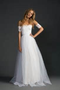 simple a line wedding dress ivory strapless a line lace and tulle floor length simple wedding dress topbridal co nz