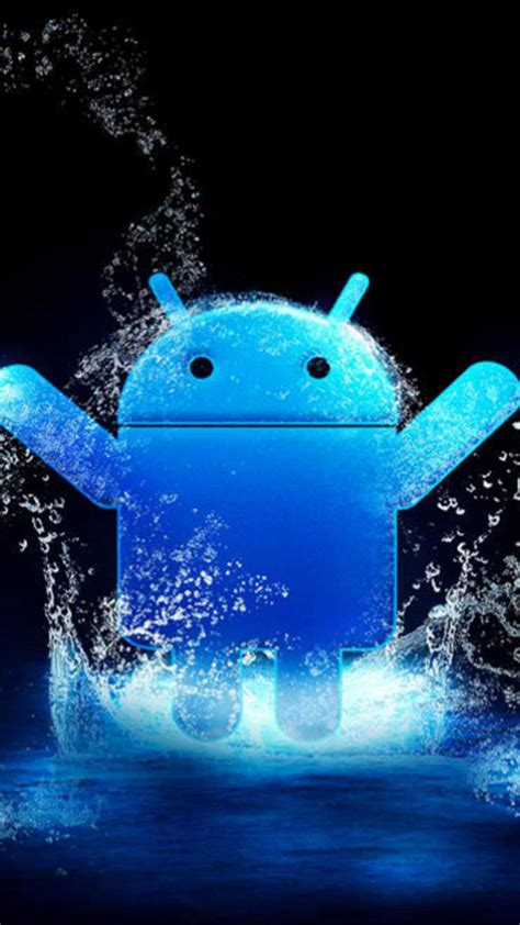 hd for android android happy splash smartphone wallpapers hd getphotos