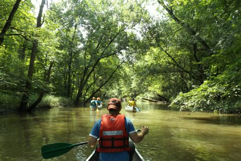 Boat Rental Chicago Suburbs by Chicago River Canoe Adventure On Three Sections Of The River