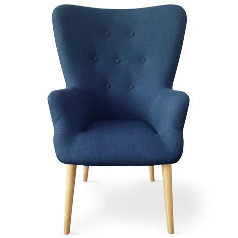 fly fauteuil de bureau fauteuil haut dossier tissu bleu praira lestendances fr