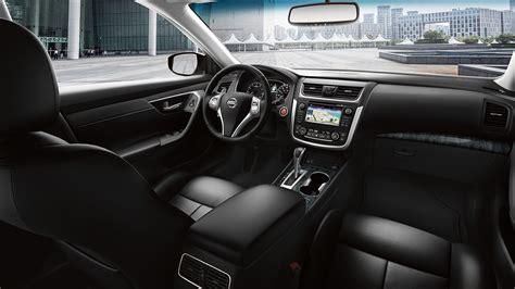2017 Nissan Altima Interior by 2017 Nissan Altima Irvine Auto Center Irvine Ca