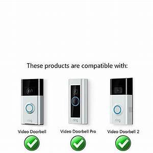 Power Supply Adapter For Ring Video Doorbell Transformer