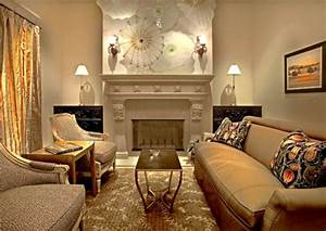 small living room decor ideas home round With apartment living room decorating ideas on a budget