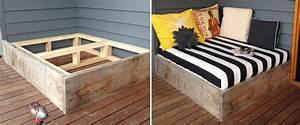 Balkon Lounge Selber Bauen : moderne terrassengestaltung coole lounge m bel im au enbereich ~ Orissabook.com Haus und Dekorationen