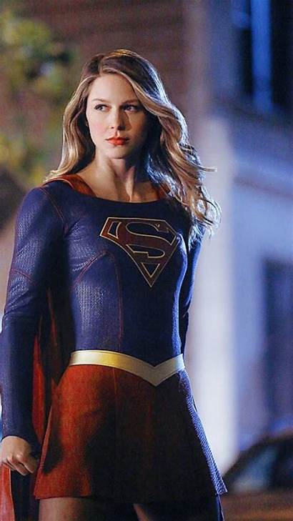 Supergirl Benoist Melissa Zedge
