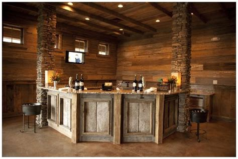 Rustic Bar Ideas by Rustic Bar Search Pub Basement