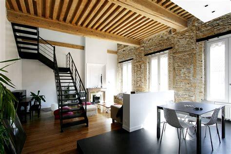bureau estrade architecture et rénovation d 39 un appartement avec escalier