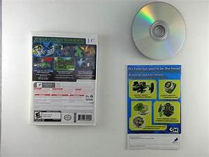 Ben 10 Alien Force Vilgax Attacks Game For Wii Complete