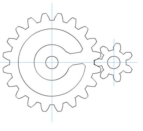 wooden gears template gear template generator 171 almost scientificalmost scientific