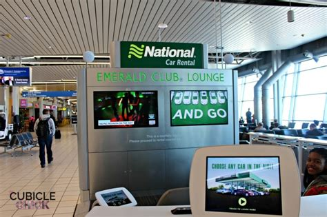 Charge And Chill At National Car Rental's Pop Up Emerald