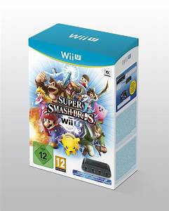 Des Packs Et Des Amiibo Pour Super Smash Bros For Wii U