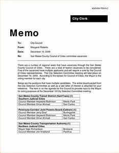 5 professional memo template authorizationlettersorg With memo templat