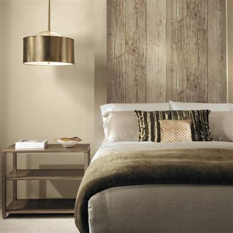Holz Tapete Schlafzimmer by Tapete Holzoptik Die Sch 246 Nheit Des Holzes Entdecken