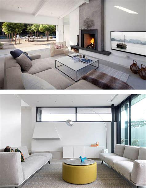 Einrichten Ideen by Wohnzimmer Minimalistisch Einrichten Doch Mit Eigenem