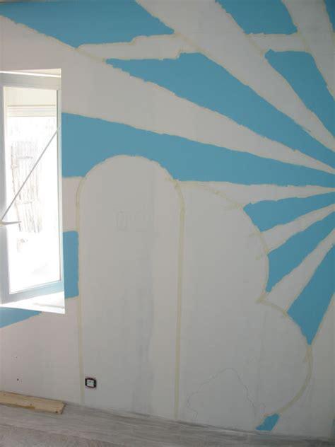 peinture mur chambre à coucher une chambre de bébé aux couleurs de mario bros