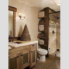 25+ Best Ideas About Rustic Bathroom Decor On Pinterest