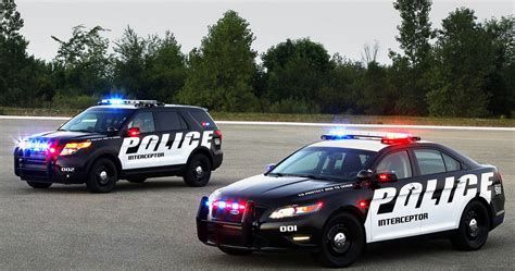 Top 10 Police Cars In The World