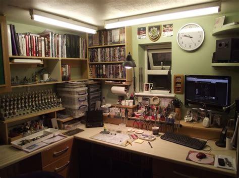 pin  rich dickeson  model bench hobby room