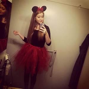 Minnie Mouse Halloween costume teen | halloween ...
