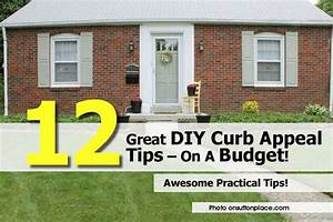 12 Great DIY Curb Appeal Tips – On A Budget!