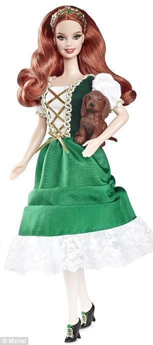 Mattel launches Mexican Barbie wearing traditional dress ...