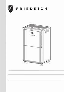 Frigidaire Dehumidifier D70d User Guide