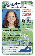techlines kentucky s digitized drivers licenses ranked
