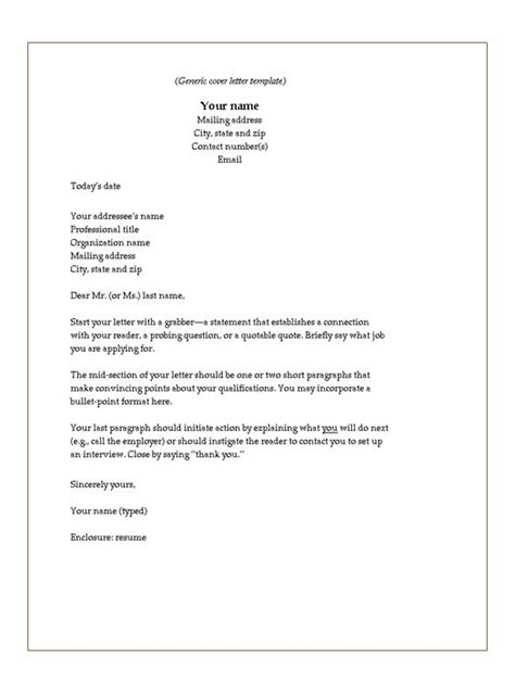 Simple Resume Cover Letter Template by Top 25 Best Simple Resume Exles Ideas On