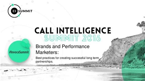 Brands And Performance Marketers Best Practices For