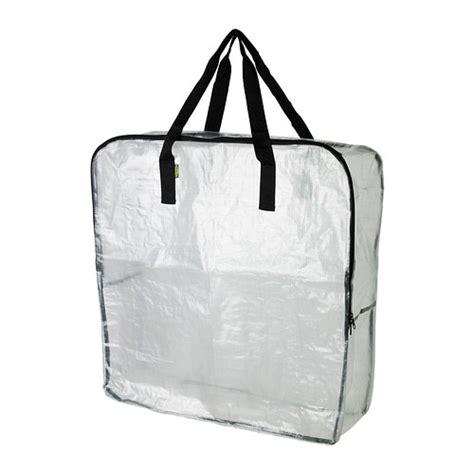 Ikea Zipper Bags Dimpa Storage Bag Ikea