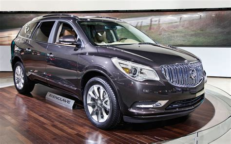 buick enclave  cars reviews