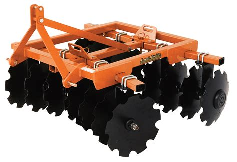 bed frame dh15 series disc harrows land pride