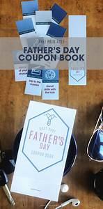 Father's Day Coupon Book | Free Printable | Moritz Fine ...