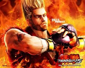HD wallpapers: Tekken 5 Game HD Wallpapers all characters ...