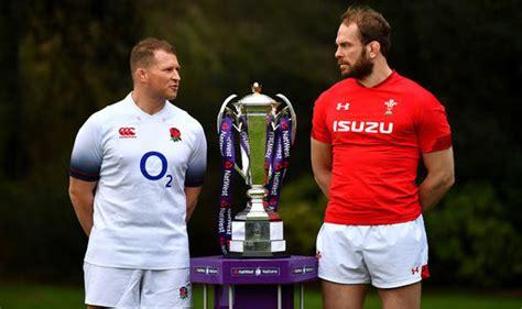 Watch England vs Wales Six Nations Live Stream 2020
