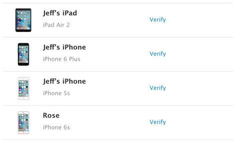 how to add a device on find my iphone how to add and remove trusted devices for apple id two