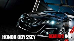 Honda Odyssey For Sale In Singapore