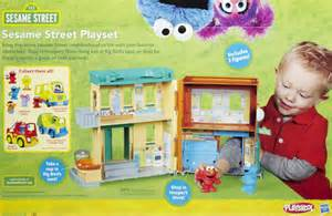 Sesame Street 123 Playset