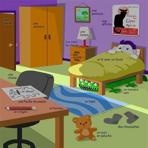 matthieu a peur la nuit dans sa chambre mômes fle