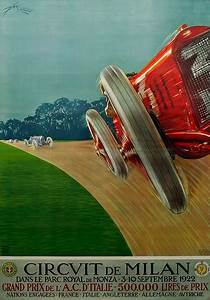 Circuit De Monza : perusing the poster arts ~ Maxctalentgroup.com Avis de Voitures