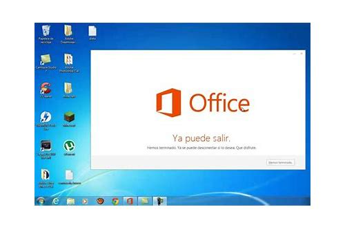 descargar gratuita window 8 microsoft office para