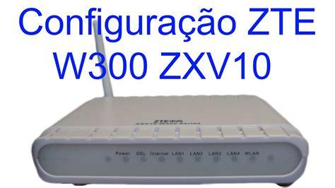 Daftar password zte f609 terbaru 2020. MODEM ZTE ZXV10 W300 SERIES SPEEDY
