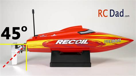 Recoil Rc Boat by Fast Rc Boat Recoil Brushless Rcdad