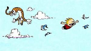 Calvin and Hobbes HD Wallpaper, Picture, Image