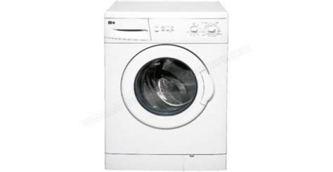 notice lave linge far notice lave linge far l61000
