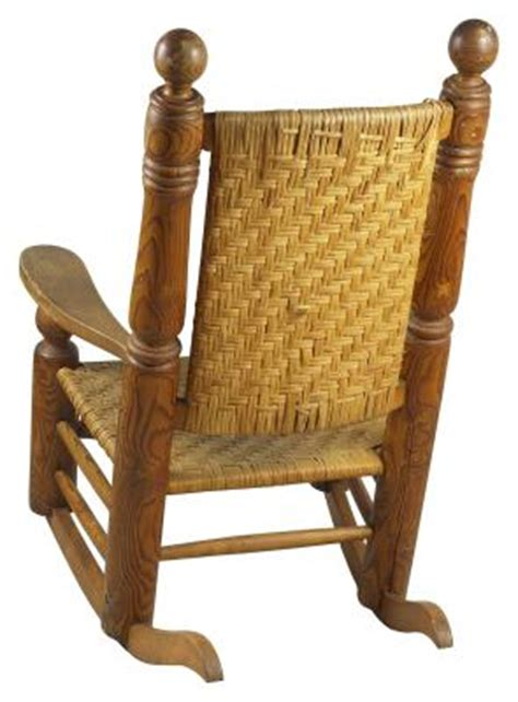 how to repair caning on a rocking chair home guides sf